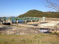 法田のダム