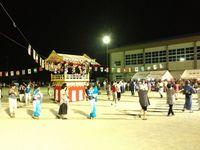 納涼盆踊り1