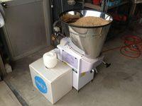 籾から精米1